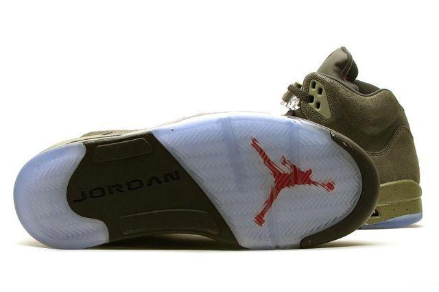 Air Jordan 5 Fear 7