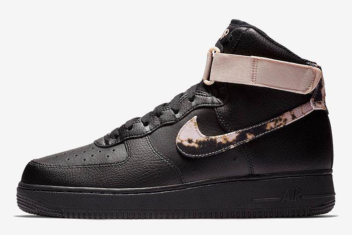 Nike Air Force 1 High Acid Wash Ar1954 002 1 Sneaker Freaker