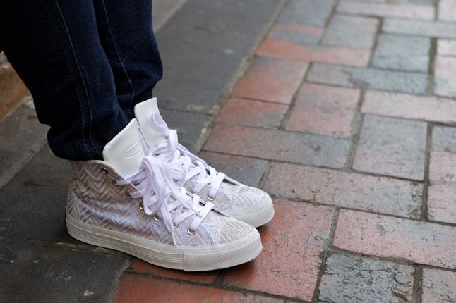 Missoni Converse Chuck Taylor All Star Hi 26 1
