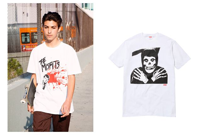 Supreme X The Misfits Collection 1