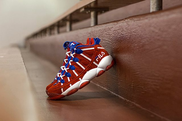 Ubiq X Packer Shoes X Fila Spaghetti Filadelphia 8
