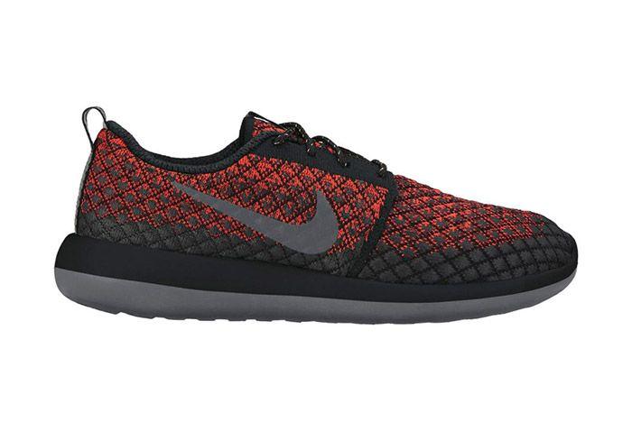 Nike Roshe Two Flyknit 365 Bright Crimson