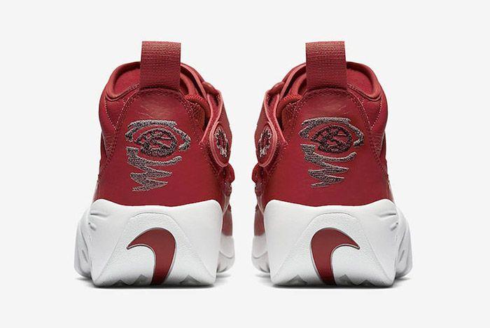 Nike Air Shake Ndestrukt Dark Red 3
