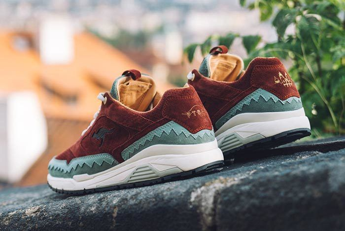 Footshop × Kangaroos Ultimate 3 — The City Of A Hundred Spires 5