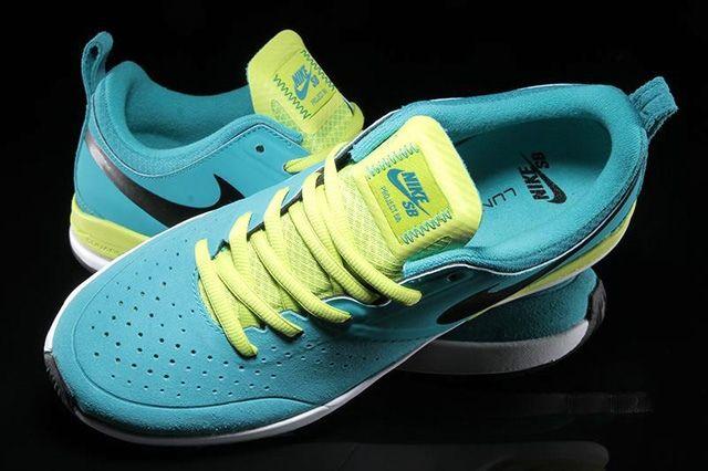 Nike Sb Project Ba Turbo Green Rust Factor 5