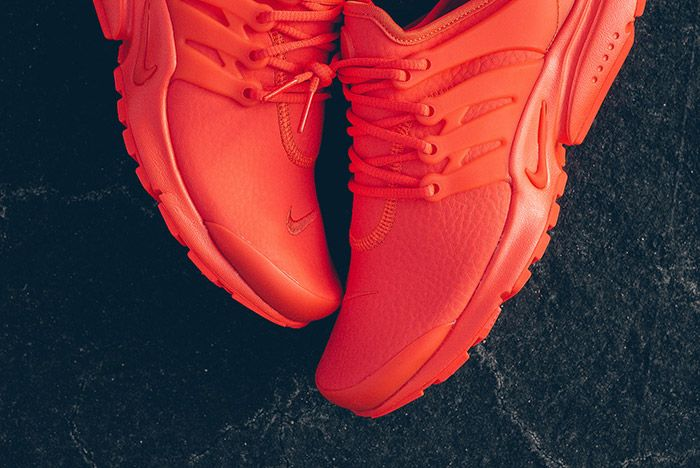 Nike Air Presto Prm Wmns Max Orange 4