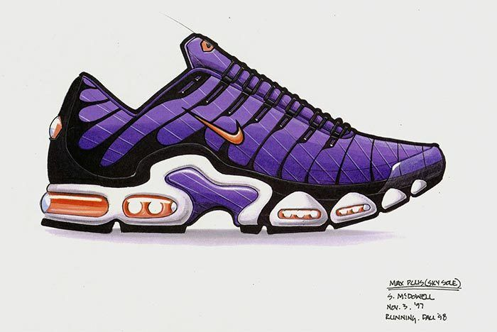 Nike Air Max Plus Tn Sketch 2 Rectangle 1600