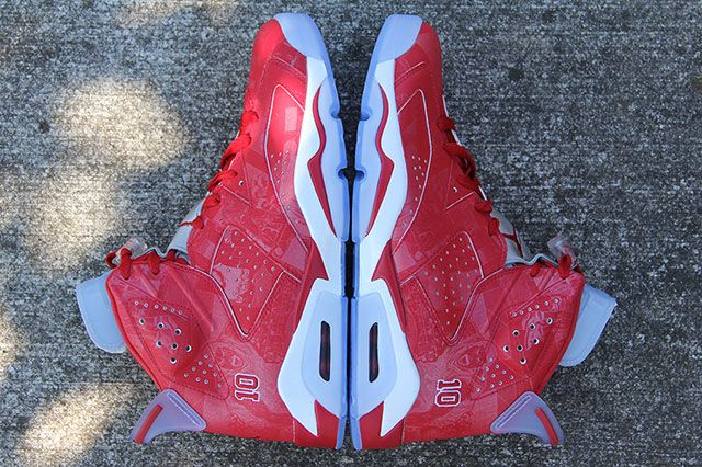 Air Jordan 6 Slam Dunk 5
