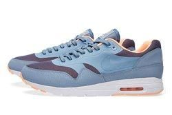 Nike Air Max 1 Ultra Moire Coll Blue Sunset Glow 1Thumb