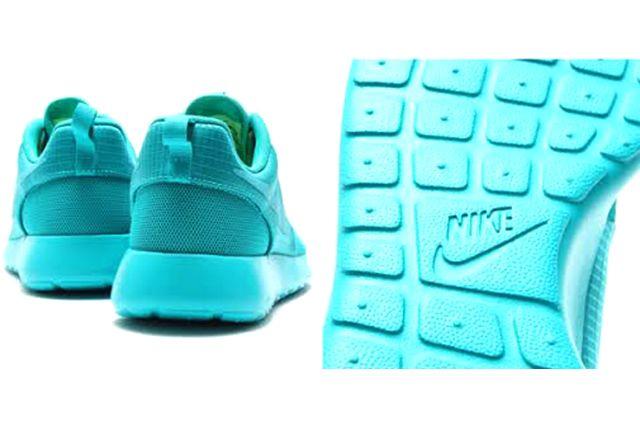 Nike Roshe Run Hyperfuse Turbo Green 4