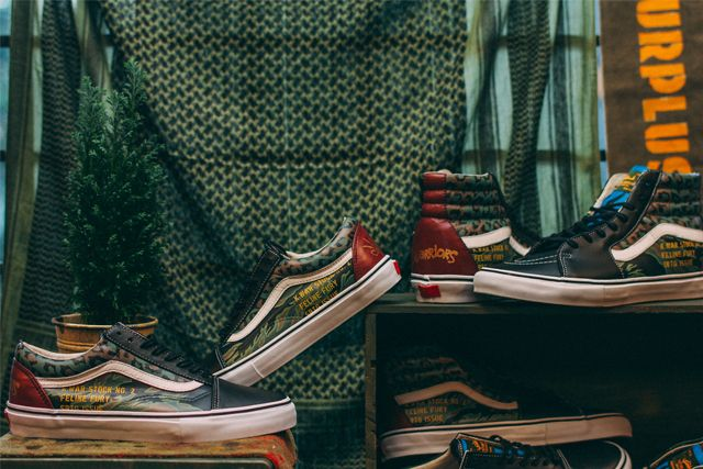 Sbtg X Kadir Warriors Vans Pack 4