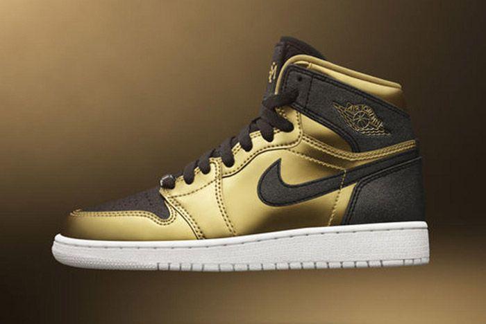 Nike Jordan 2017 Bhm Collection Gs