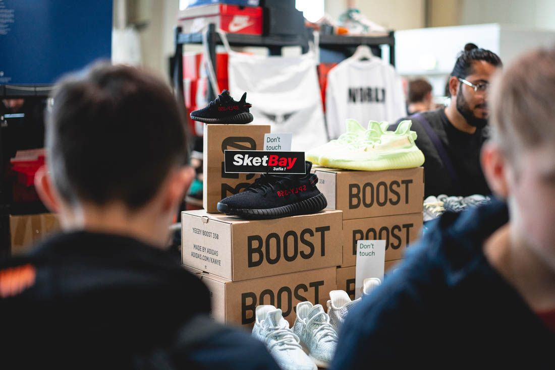 Sneakerness Cologne 2019 Recap 4 Yeezys