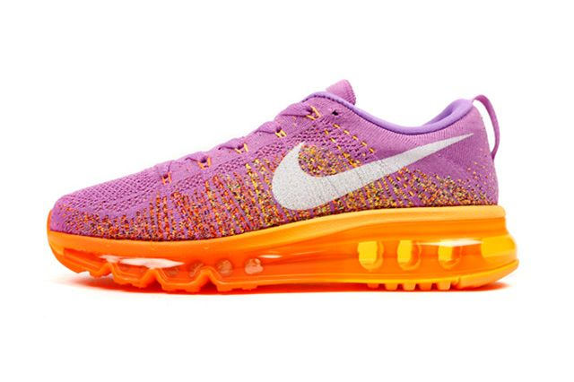 Nike Flyknit Max Summer Colour Collection 8