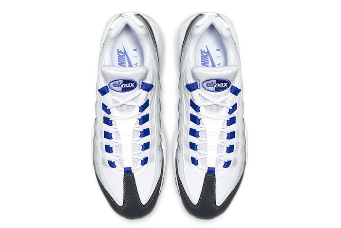 Nike Air Max 95 Sc Racer Blue Top Shot 2