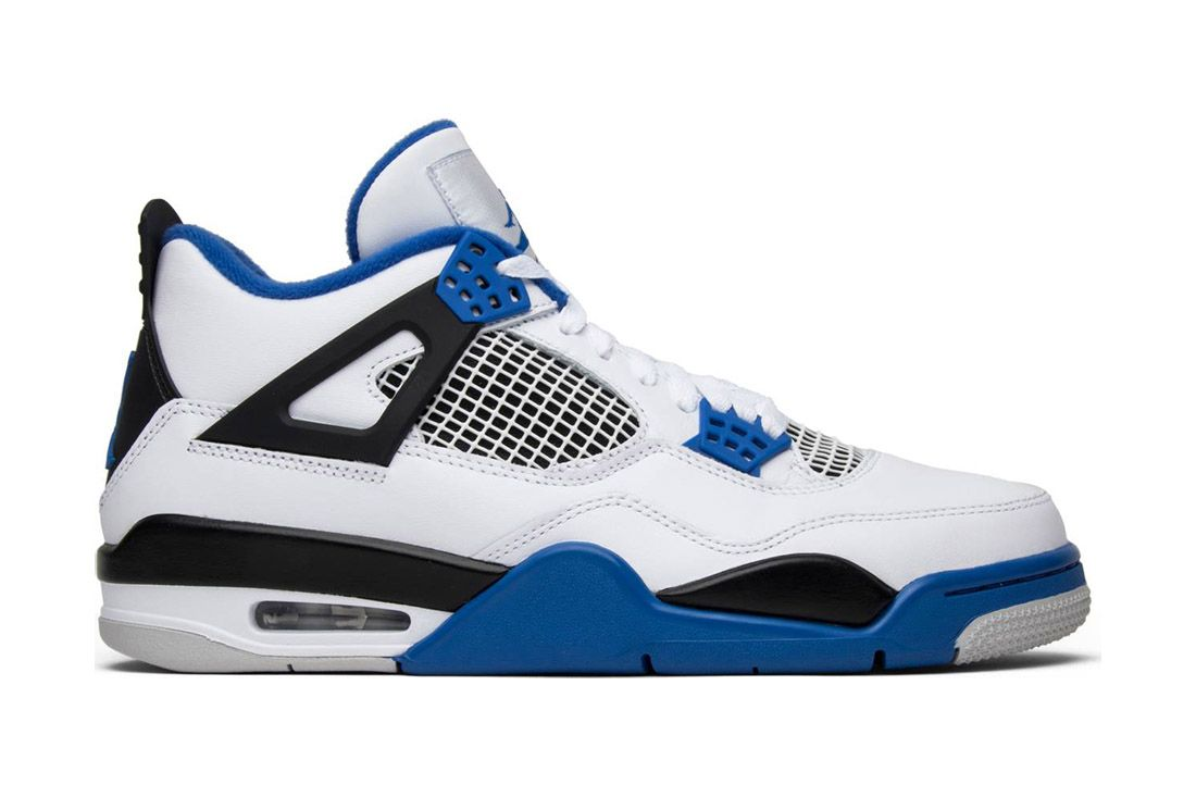 Motorsports Air Jordan 4 Best Greatest Ever All Time Feature