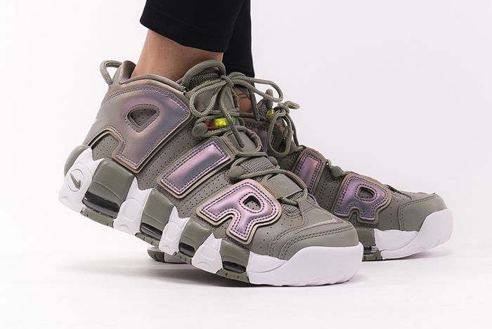 Nike Air More Uptempo Dark Stucco 1