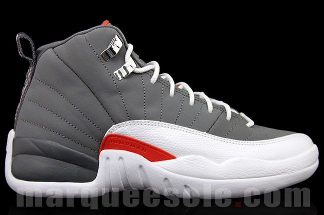 Air Jordan 12 Cool Grey 5 1