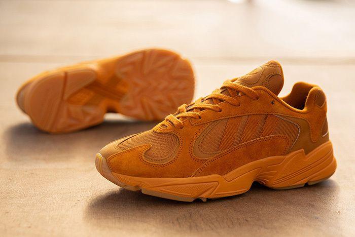 Size Adidas Yung 1 Craft Ochre 1