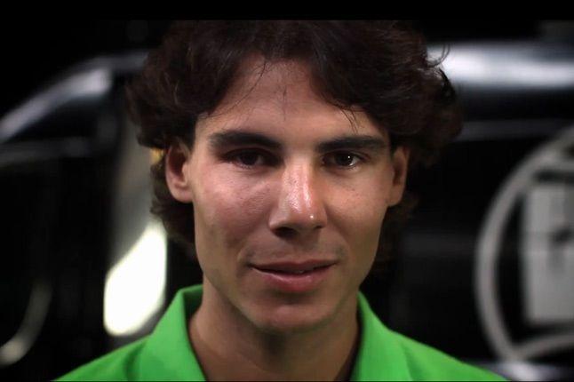 Rafael Nadal Polo Nike 2 1