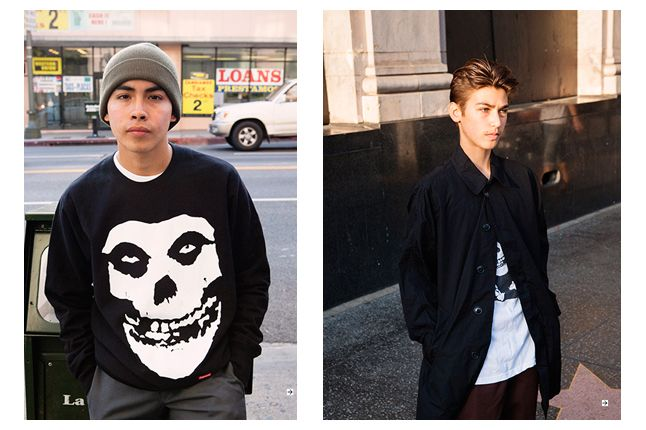Supreme X The Misfits Collection 2013 Sweater 1