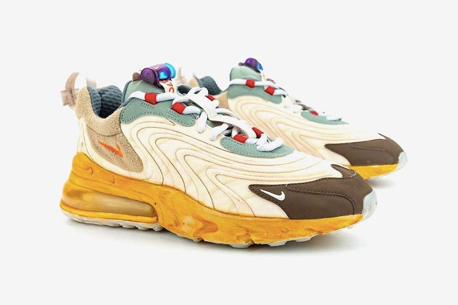 Travis Scott x Nike Air Max 270 React Right