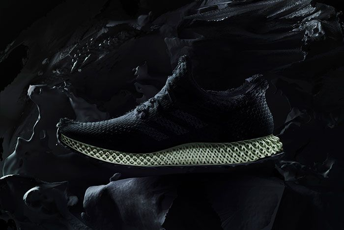 Adidas 4D Sole Lateral