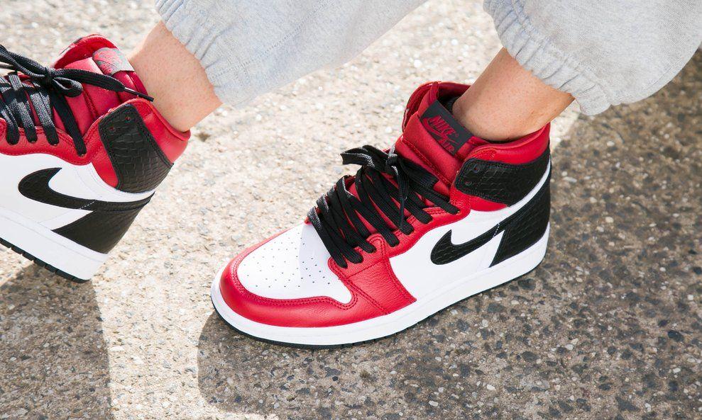 Air Jordan 1 'Satin Snakeskin'