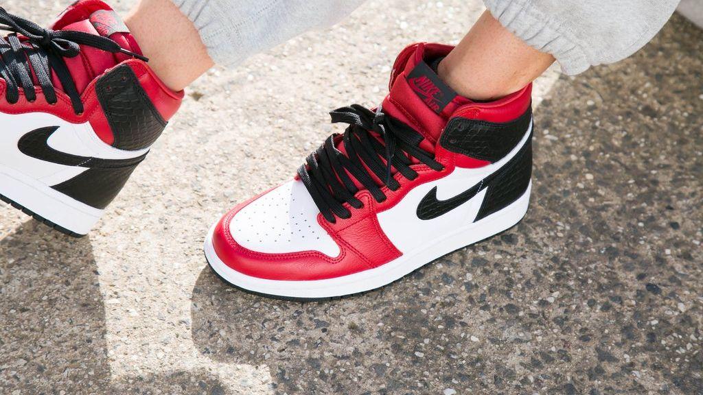 Where To Buy The Air Jordan 1 Satin Snakeskin Sneaker Freaker