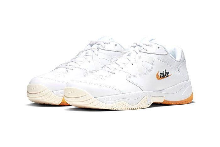 Nikecourt Court Lite 2 Front Angle Shot 2