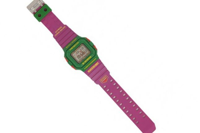 Casio Mackdaddy Watch 2 1