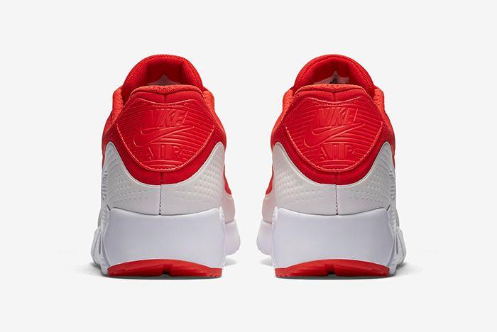 Nike Air Max 90 Ultra Moire Light Crimson2