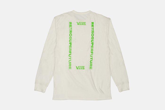 Retrosuperfuture Vans Vault T Shirt Green