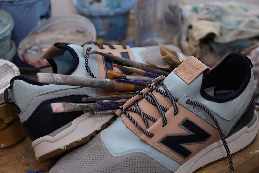 Villa X New Balance 247 The Collective11