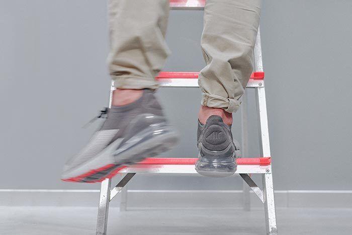 Nike Air Max 270 Flyknit Atmosphere Grey 4