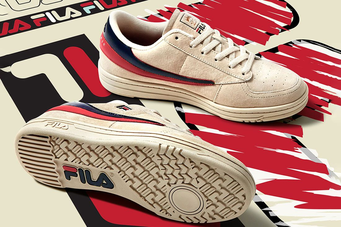 Biggie x FILA Tennis 88