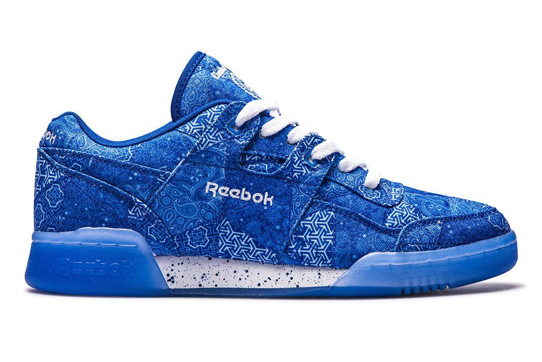 Limited Edt X Reebok Workout Lo Sneaker Freaker 18