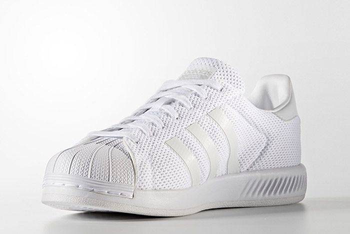 Adidas Superstar Bounce White 4