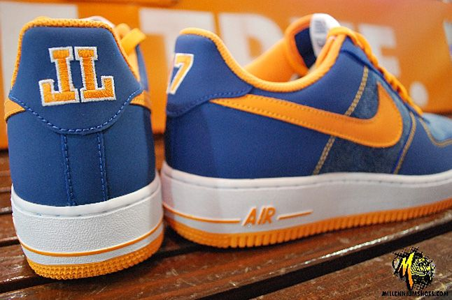 Nike Jeremy Lin Air Force 1 Low 14 1