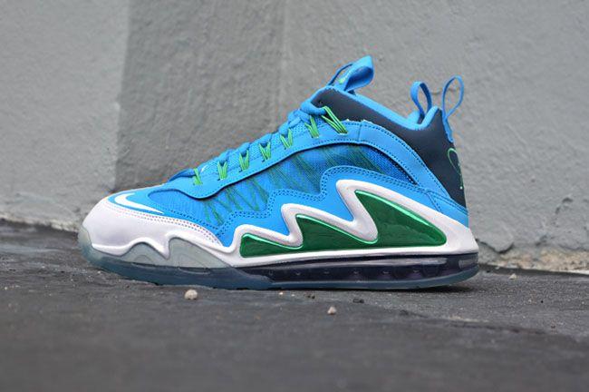 Nike Air Max 360 Diamond Griff Blue Hero Profile
