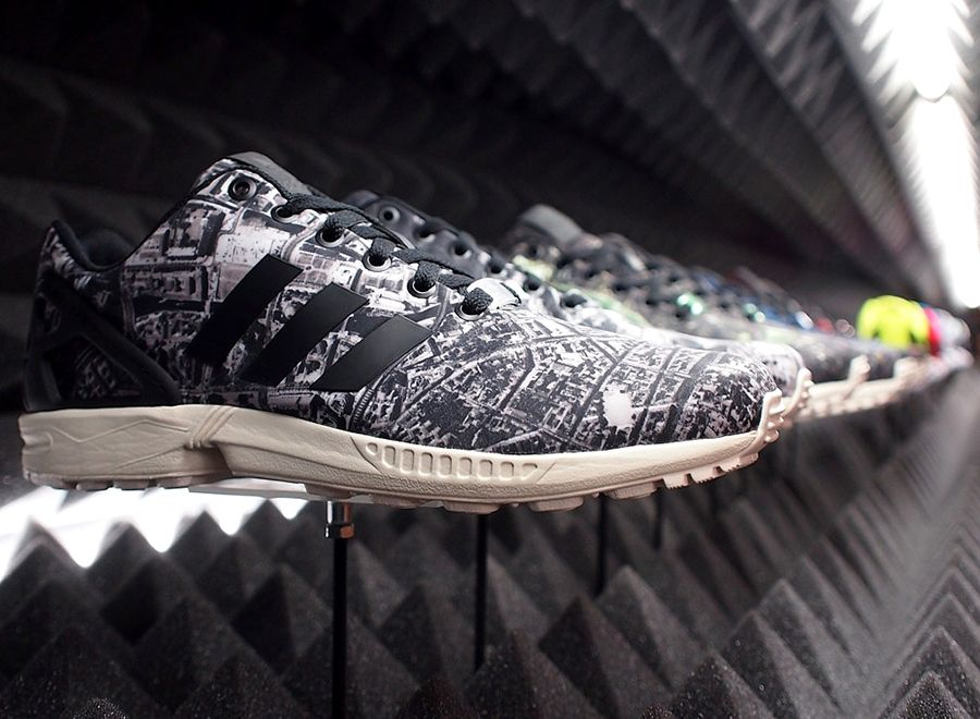 adidas ZX Flux City Pack Angled