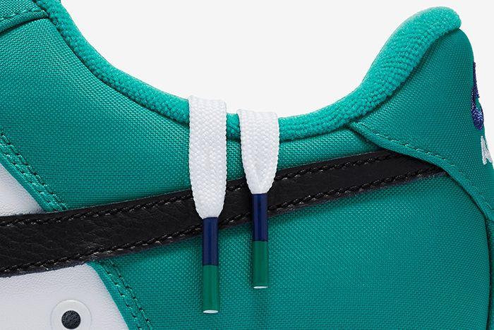 Nike Air Force 1 Mini Swoosh Neptune Green2