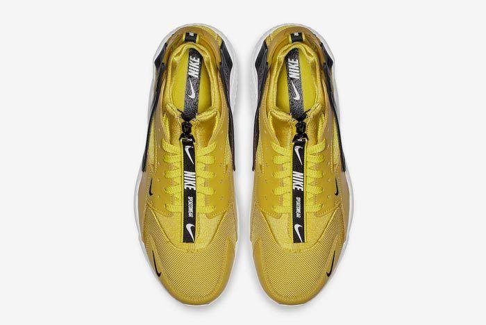 Nike Air Huarache Bright Citron 2