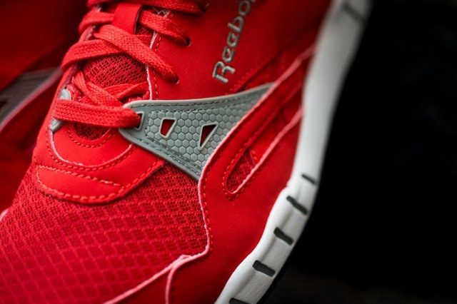 Reebok Sole Trainer China Red 7