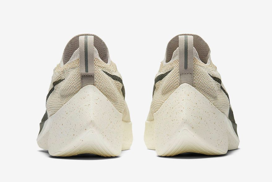 Nike Vapor Street Flyknit Khaki Aq1763 200 Heel