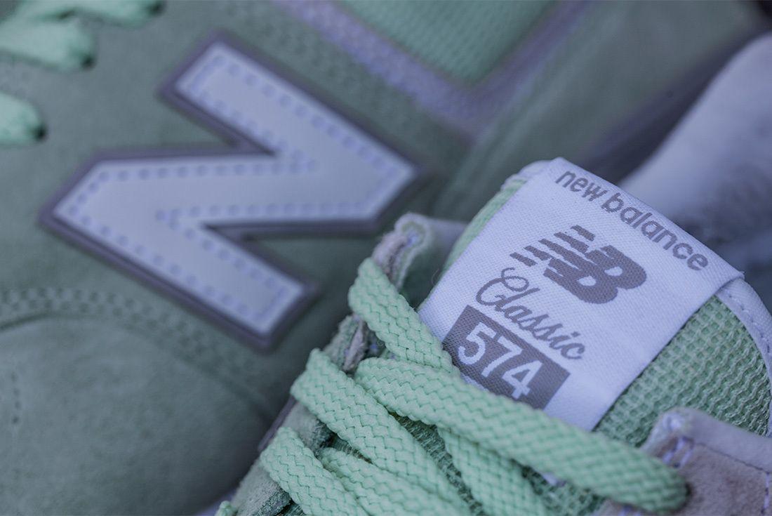 New Balance 574 Classic Pastel Pack Womens Sneaker Freaker 15