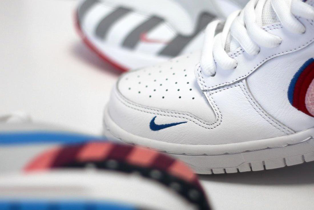 Parra Nike Sb Dunk Low Empire 6