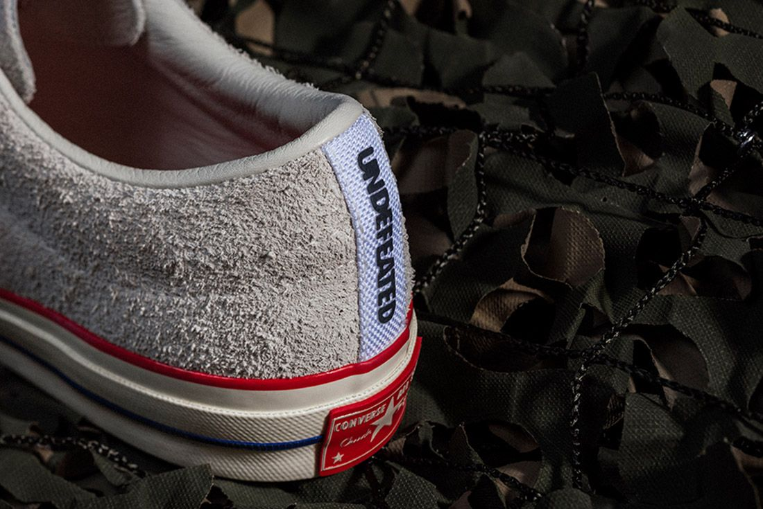 Converse Undefeated One Star Suede 3