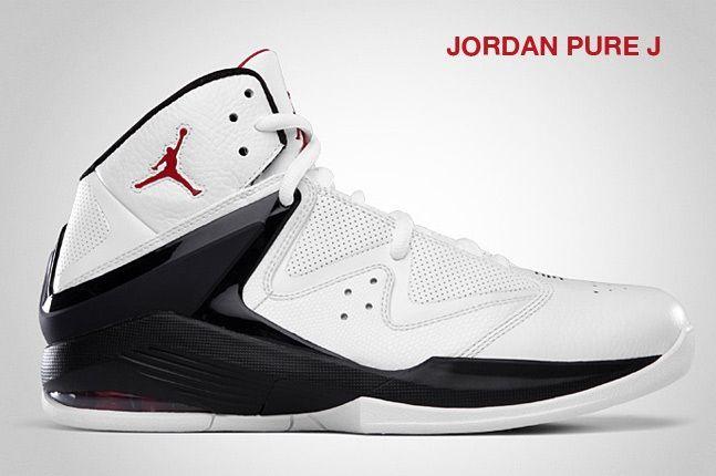 Jordan Pure J White 1