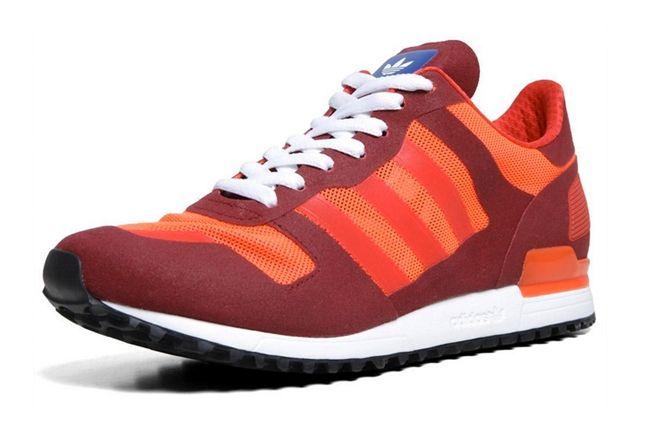 Adidas Zx700 Kazuki Kuraishi Orange Toe Profile 1